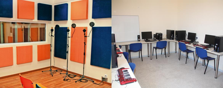 Μουσικό Studio